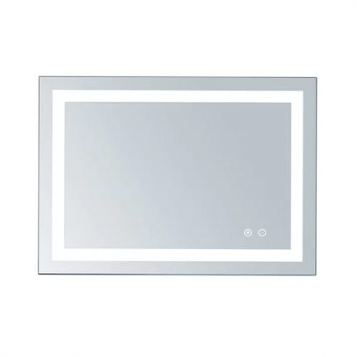 LED Mirror - With Demister - Touch Sensor (900 x 700) 1