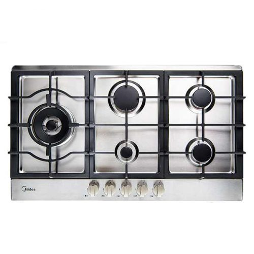 Gas Cooktop - 90cm - Stainless Steel - 90G50ME005-SFL - Midea 1