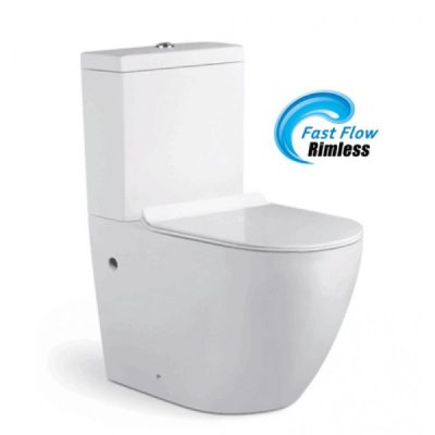 TC-6603R Rimless Toilet