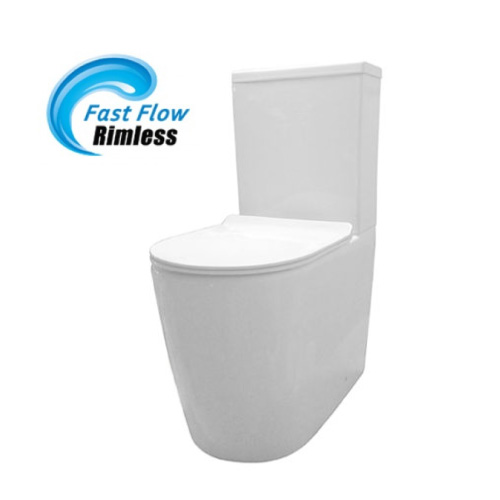 TC-6601R Rimless Toilet