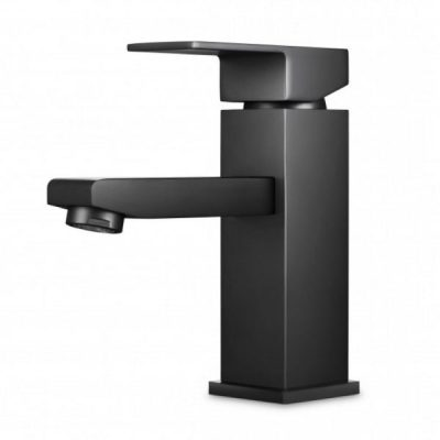 Basin Mixer - Matt Black - ECB-224-FA
